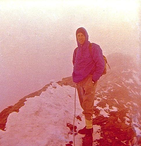 Cervin, 4478 mètres d'altitude