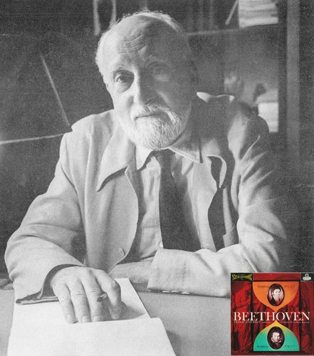 L. van BEETHOVEN, Symphonie No 1, OSR, Ernest ANSERMET, mai 1956, STÉRÉO