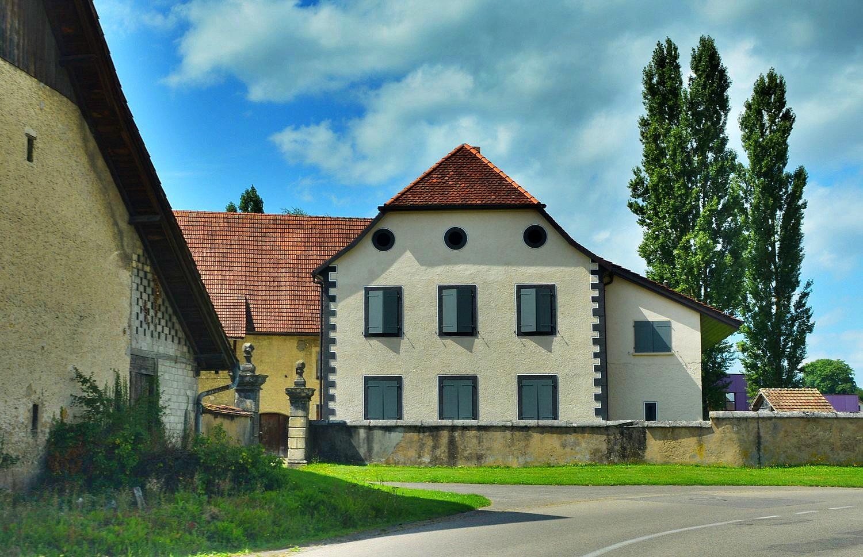 Domaine de La Cour de Boncourt (Ju)
