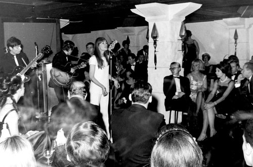 Françoise Hardy - Live at The Griffin's Club