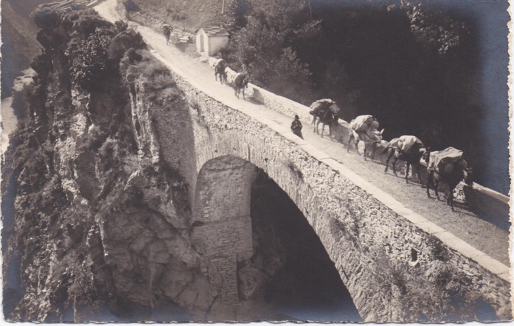 """Stalden, le pont """"Chibrücke"""""""