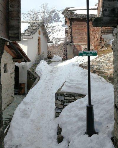 Albinen un village bien médiatisée (3)