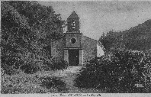 Chapelle St Tropez et St Pierre