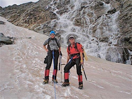 Combin de Corbassière, 3716 mètres
