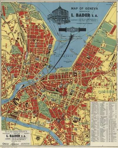 Plan de Genève 1934
