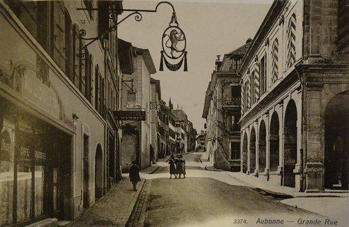 Aubonne, Grand-Rue