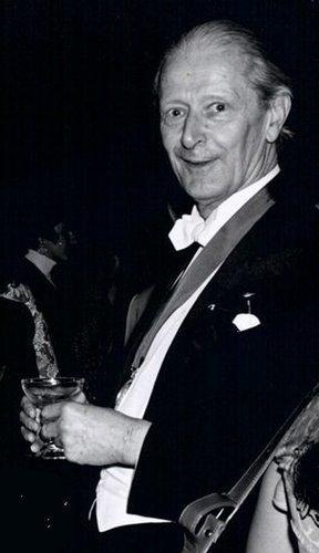 Hugues Cuénod, 1992