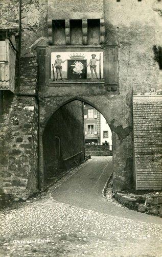 Gruyères, une porte d'entrée