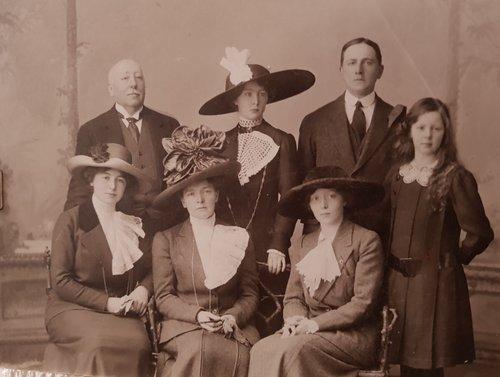 Famille Pictet - de Traz