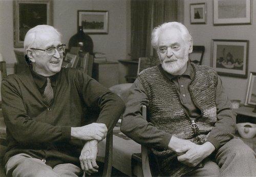 Italo et Vincent De Grandi, peintres