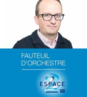 RTSR - Fauteuil d'orchestre - Antonin Scherrer
