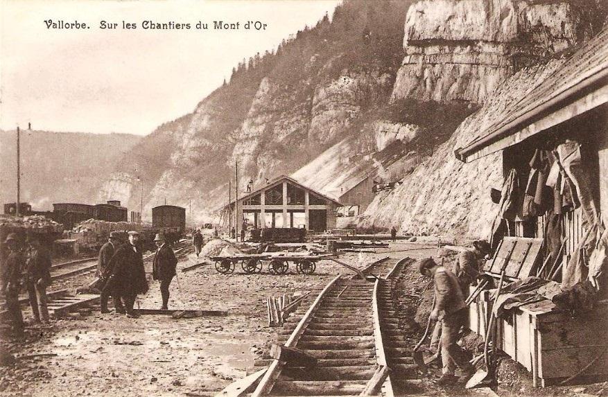 Le Tunnel du Mont-d'Or