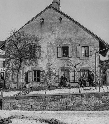 Maison Crausaz à Bremblens