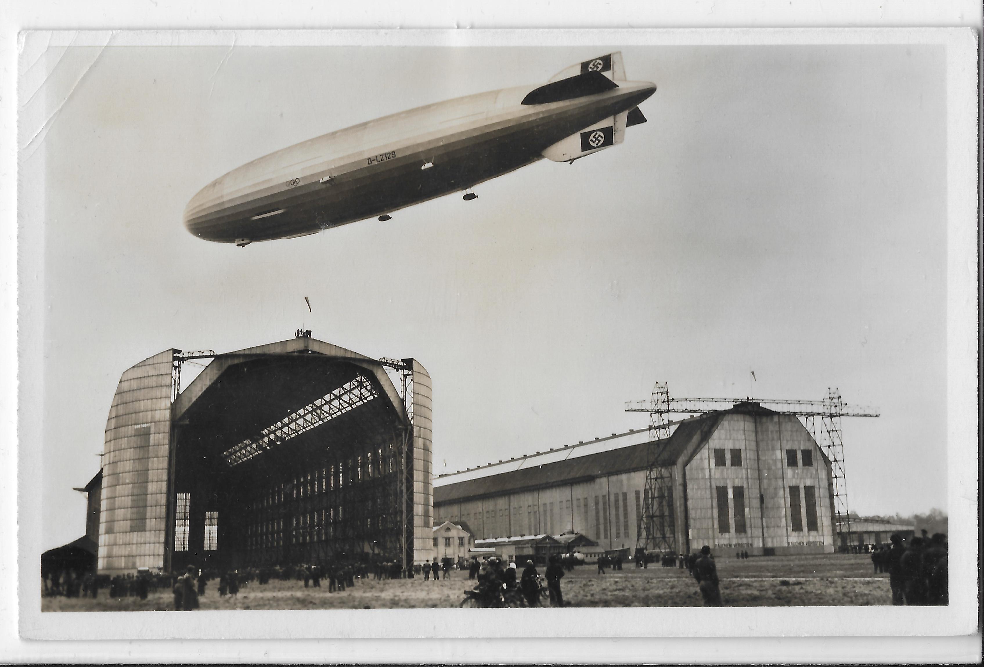 Le Zeppelin LZ129
