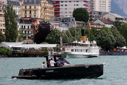 Parc et Lac à Montreux
