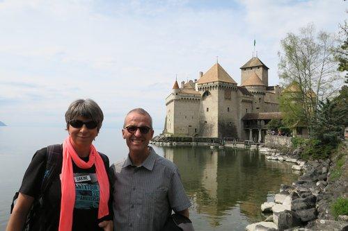 Balade au château de Chillon