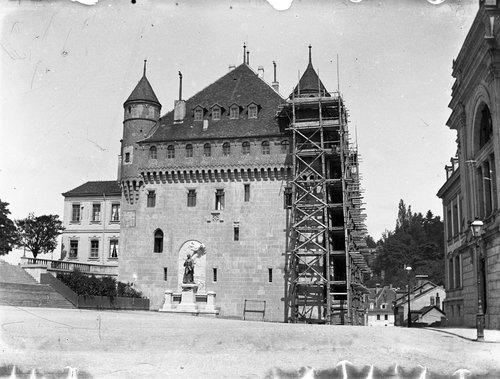 Lausanne - Château Saint-Maire