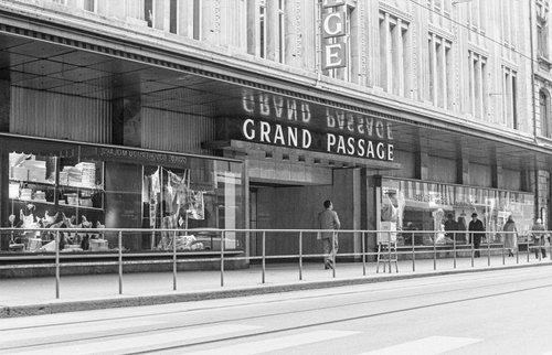 Genève, le Grand Passage