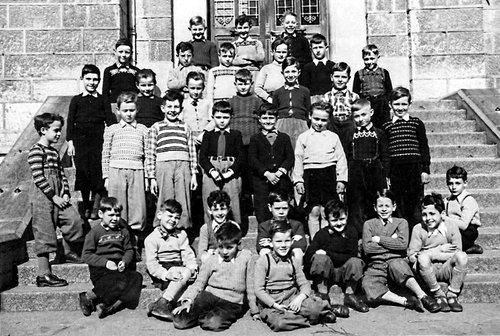 Collège de Beaulieu, mars 1952