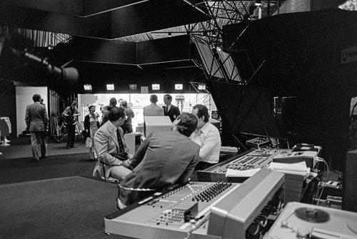 Montreux, Symposium de télévision 1981