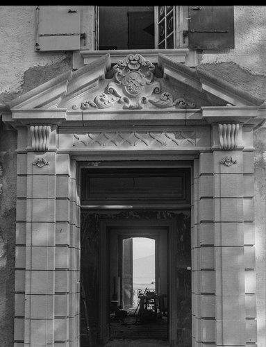Restauration du Château de Bonmont