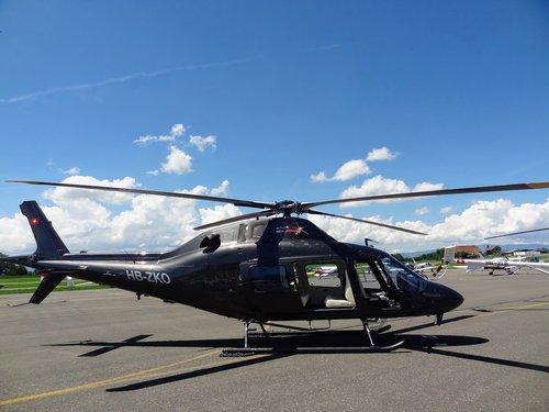 Hélicoptère Agusta 119 Koala HB-ZKO