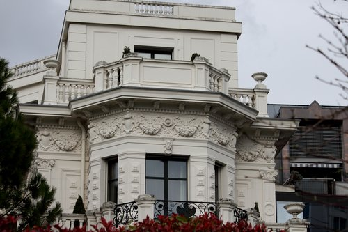 Villa Florentine à Montreux