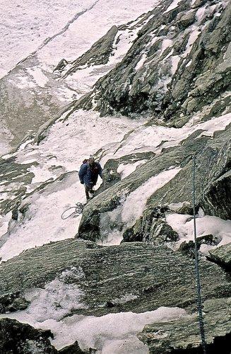 Pointes de Mourti, 3529 mètres