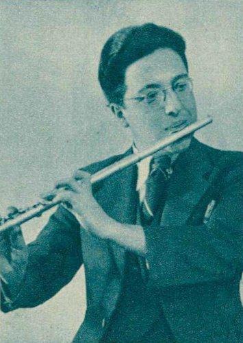 André PÉPIN vers 1940