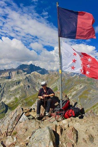 Grande Chenalette, 2905 mètres