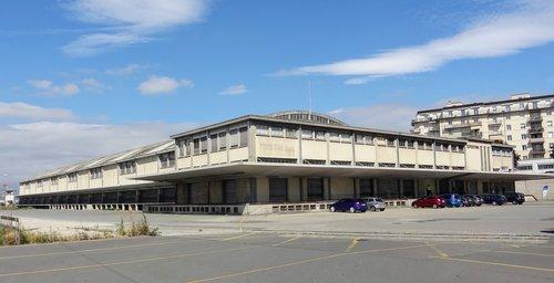 Lausanne - Ancienne gare de marchandises de Sébeillon