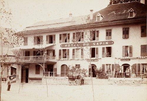 Hôtel du Sapin