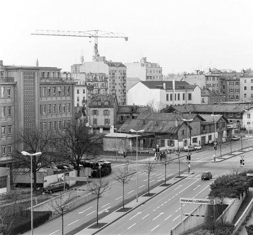 Genève, Rue Lombard
