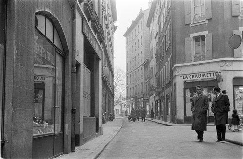 Genève, Café la Chaumette à la rue des Etuves