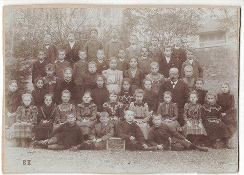 Classe primaire 1901