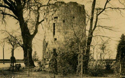 Ouchy, la tour Haldimand