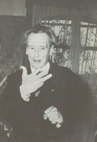 Arthur HONEGGER dans ses dernières années