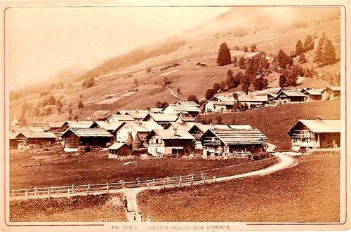 Leysin vallée des Ormonts