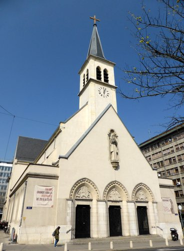 Église St-Joseph, Genève