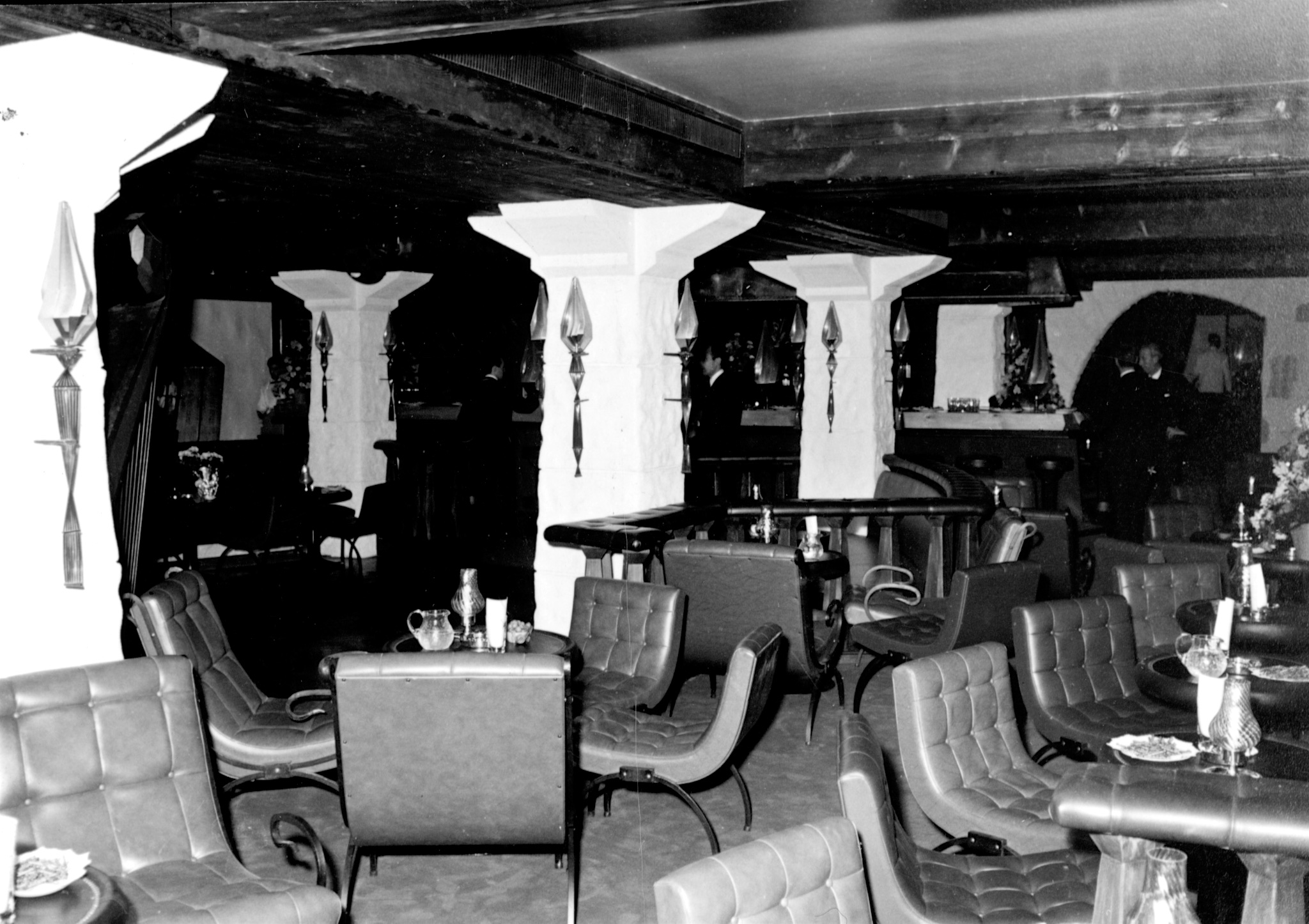 The Griffin's Club 1964