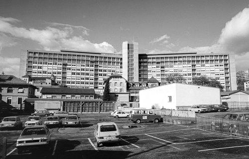 Genève, Hôpital Cantonal
