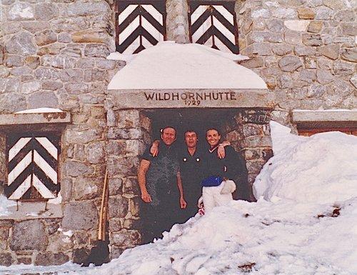 Cabane du Wildhorn, 2303 mètres