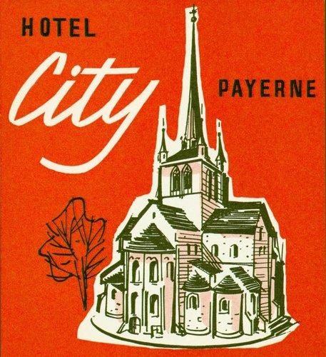 Hôtel City Payerne