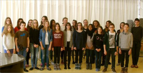 "Chorale ""As de Choeur"" Cugy"