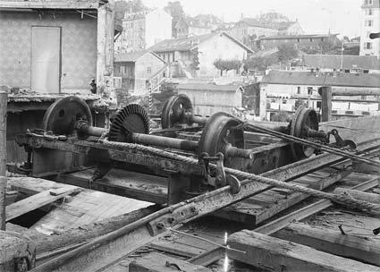Construction du Pont Bessières