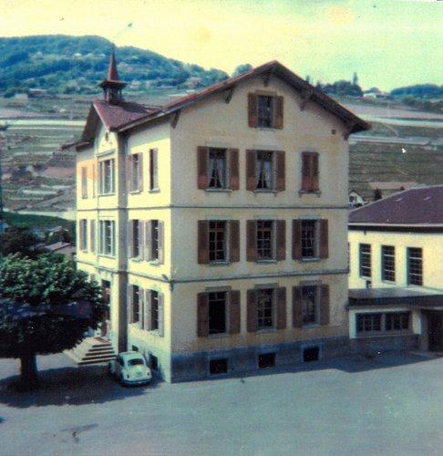 Ecole de Corsier-sur-Vevey