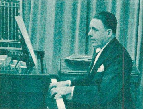 Francis Poulenc, 1935