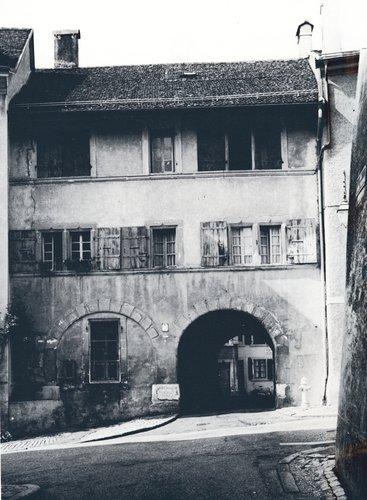 Aubonne, première Maison de Ville