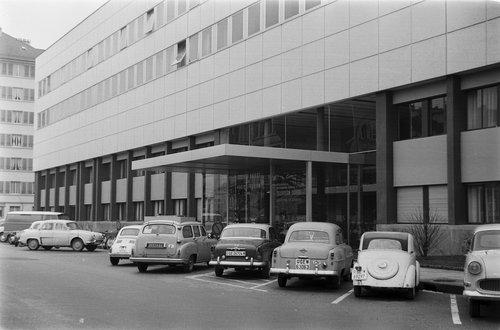 Genève, la SSR au boulevard Carl-Vogt