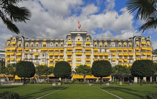 Fairmont, Le Montreux Palace
